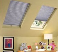 motorized skylight shades atlanta blind and shade